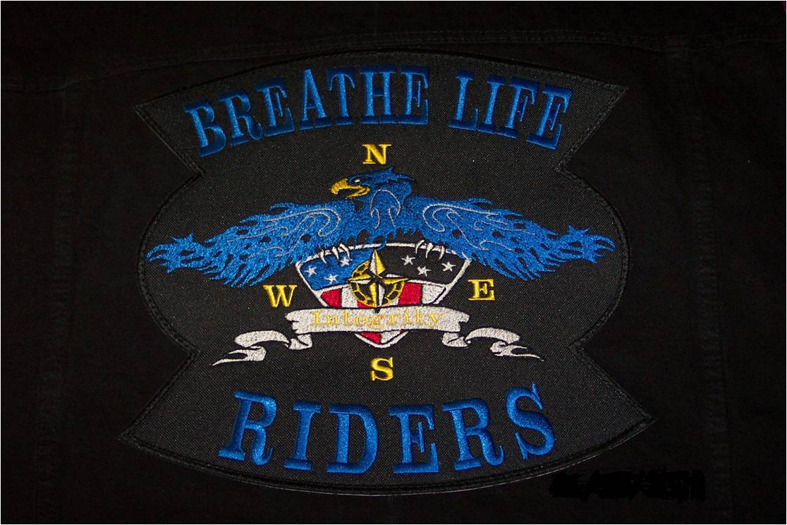 Fifth Annual Breathe Life Riders' Ride for Ryan House