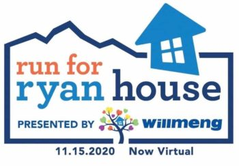 Save the Date! Virtual Run for Ryan House is November 15!