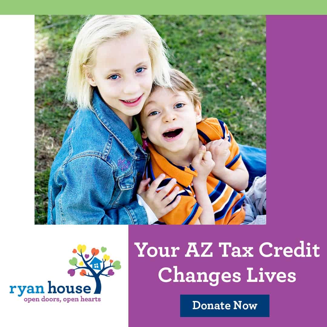 Don't Let Your 2019 AZ Tax Credit Go to Waste
