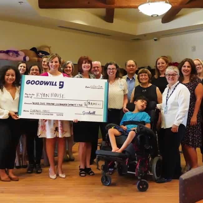 Goodwill's Third Party Fundraiser – a Huge Success!